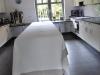 Küche als Büffet