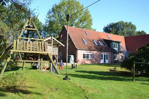 Ferienbauernhofes Fihof mit Abenteuerspielplatz