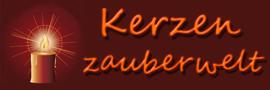 Logo des Onlineshops Kerzenzauberwelt